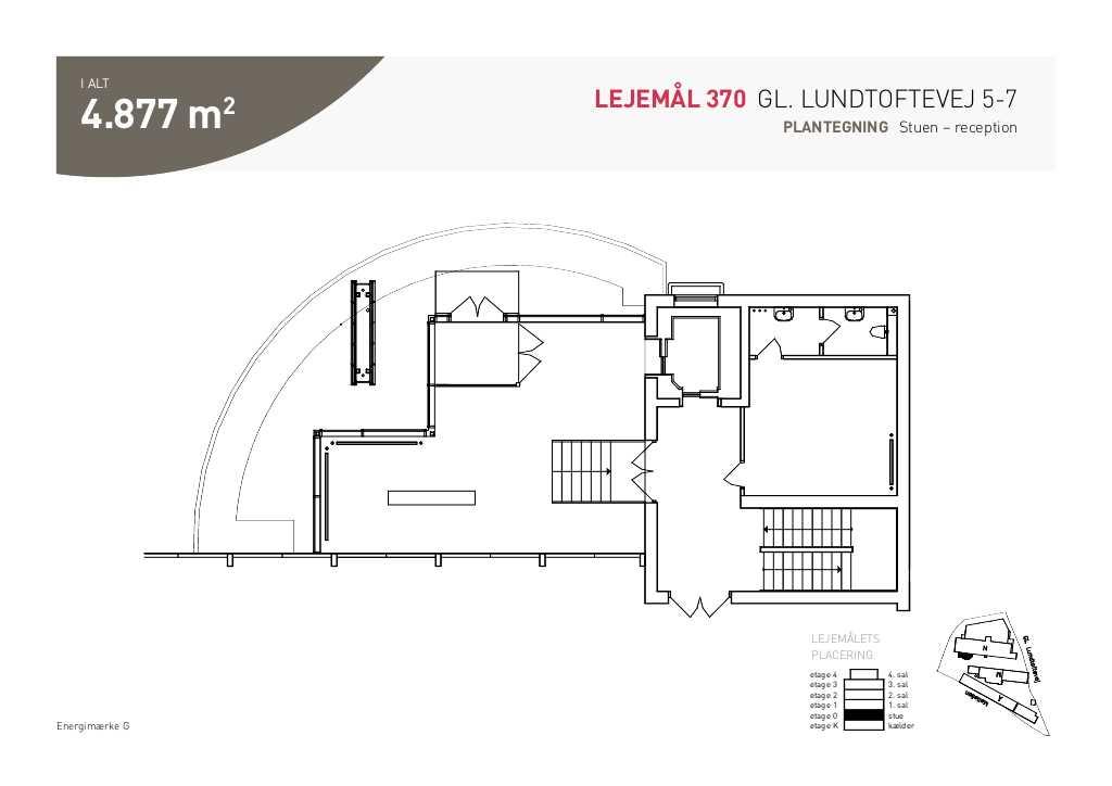 Kontor til leje i Kgs. Lyngby