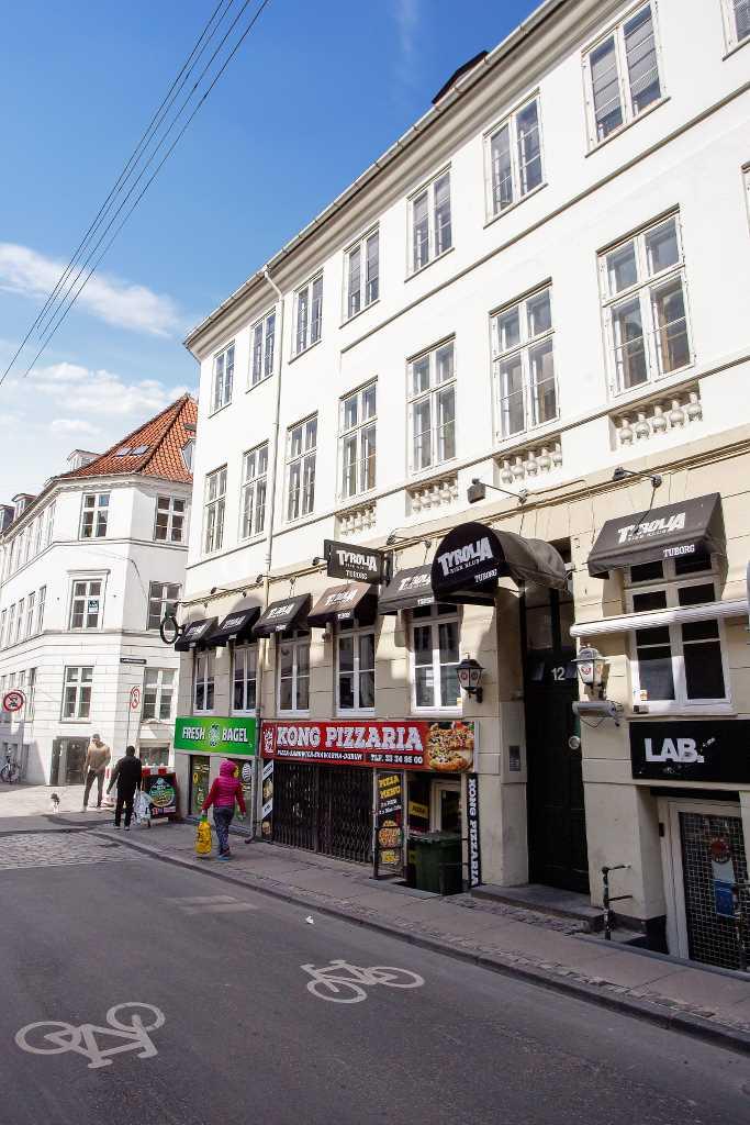Kontor til leje i København K.