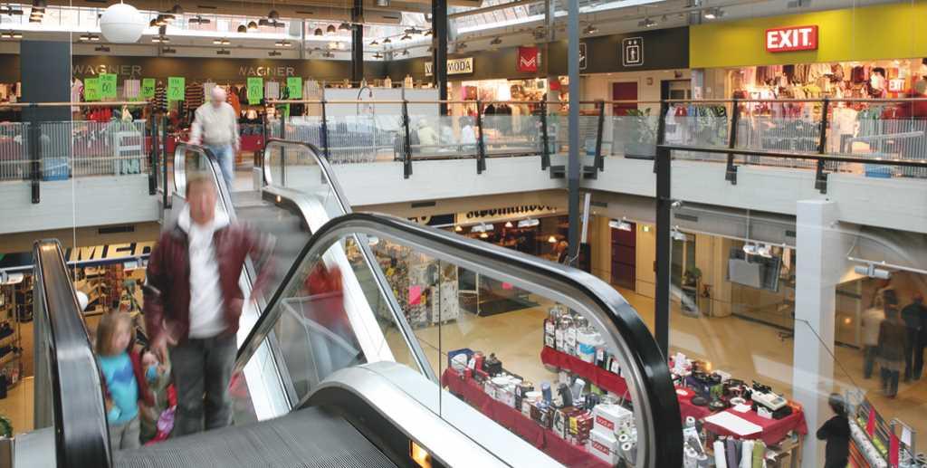 Midtjyllands hyggelige butikscenter